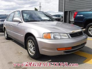 Used 1997 Acura EL  4D SEDAN for sale in Calgary, AB