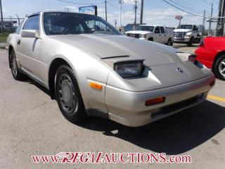 Used 1987 Nissan 300ZX  2-DR for sale in Calgary, AB