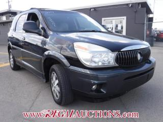 Used 2004 Buick RENDEZVOUS CX 4D UTILITY 2WD for sale in Calgary, AB