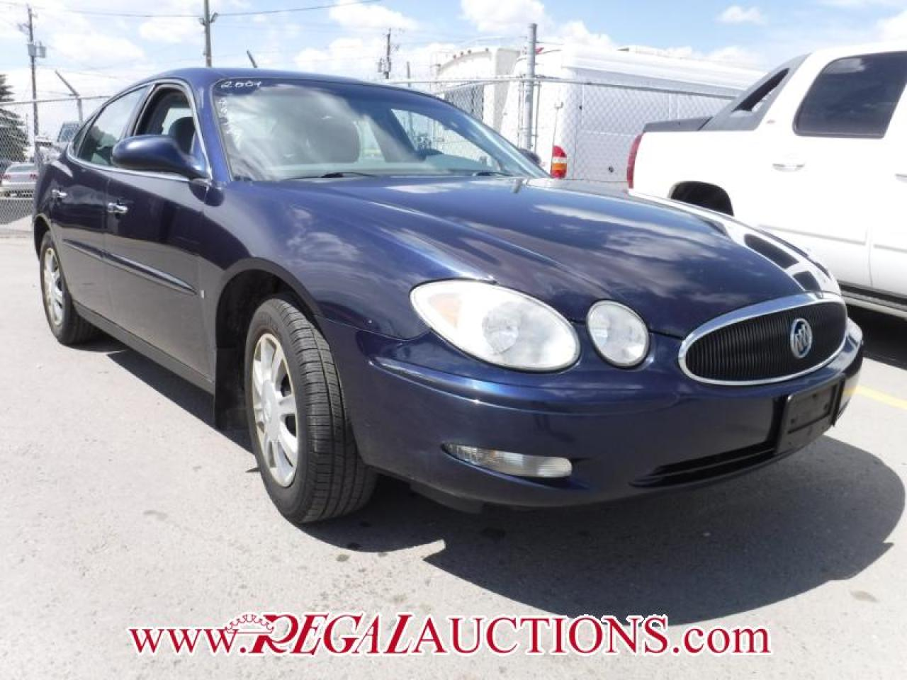 Photo of Blue 2007 Buick ALLURE CX 4D SEDAN