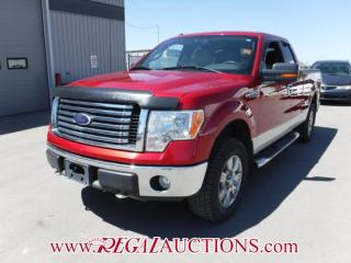 Used 2010 Ford F150 XLT SUPERCAB 5.4L 4WD for sale in Calgary, AB