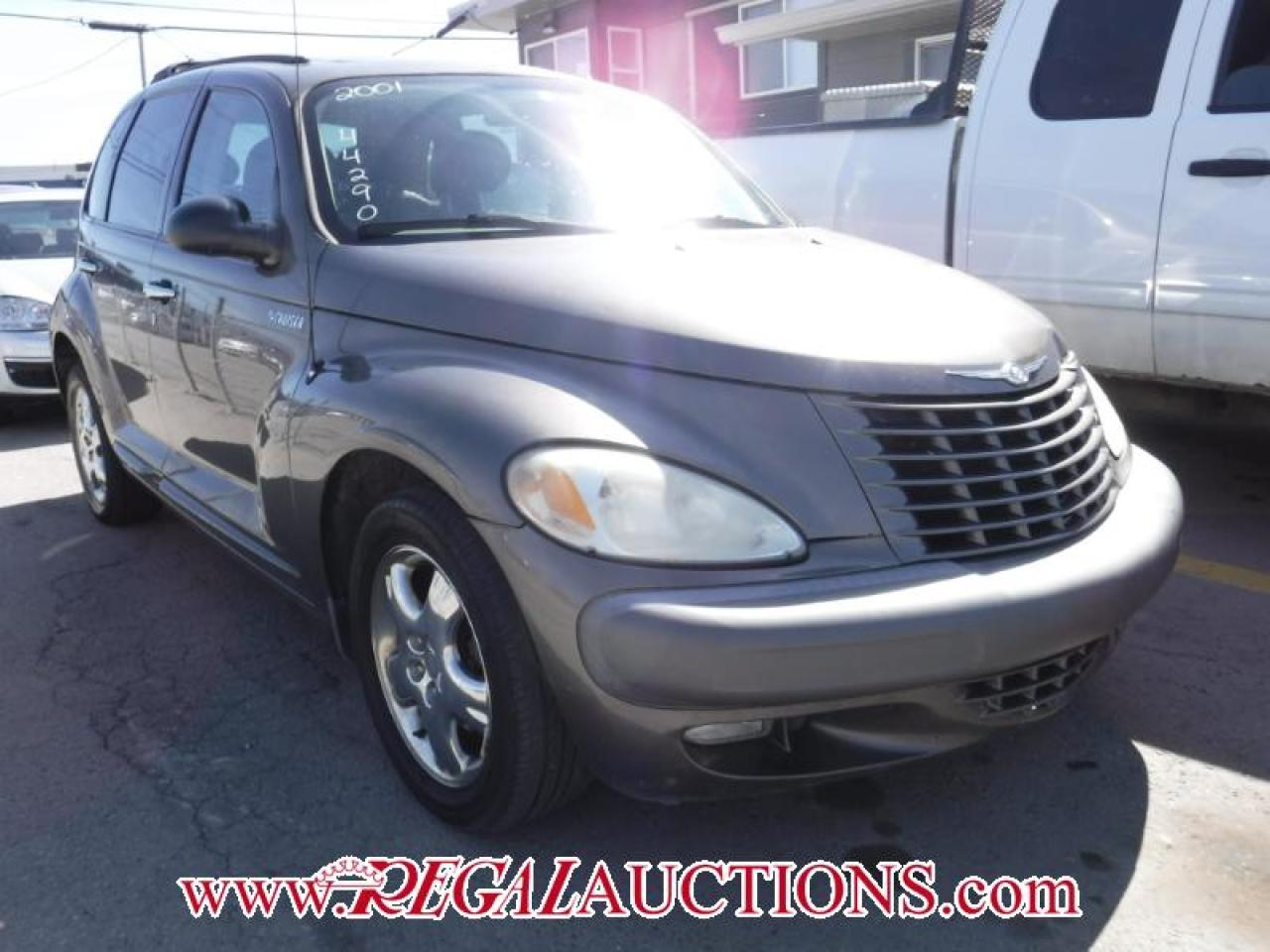 Photo of Grey 2001 Chrysler PT Cruiser