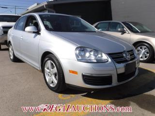Used 2009 Volkswagen JETTA  4D SEDAN 2.0 TDI for sale in Calgary, AB