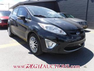 Used 2013 Ford FIESTA TITANIUM 4D HATCHBACK for sale in Calgary, AB