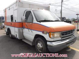 Used 1997 Ford CUTWAY  VAN AMBULANCE for sale in Calgary, AB