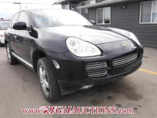 Used 2005 Porsche CAYENNE S 4D UTILITY 4WD for sale in Calgary, AB