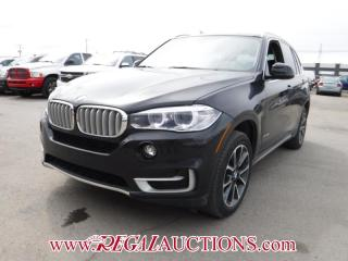 Used 2017 BMW X5 XDRIVE 3.5I 4D UTILITY AWD for sale in Calgary, AB