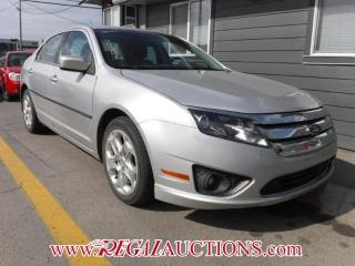 Used 2010 Ford FUSION SE 4D SEDAN for sale in Calgary, AB