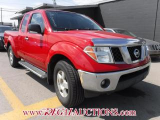 Used 2005 Nissan FRONTIER SE 2D KING CAB 4WD for sale in Calgary, AB