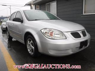 Used 2007 Pontiac G5 BASE 4D SEDAN for sale in Calgary, AB