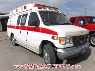 Used 1992 Ford ECONOLINE  4D AMBULANCE for sale in Calgary, AB