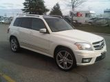 Photo of White 2012 Mercedes-Benz GLK350