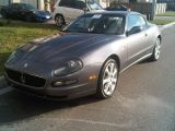 Photo of Gray 2005 Maserati GranSport