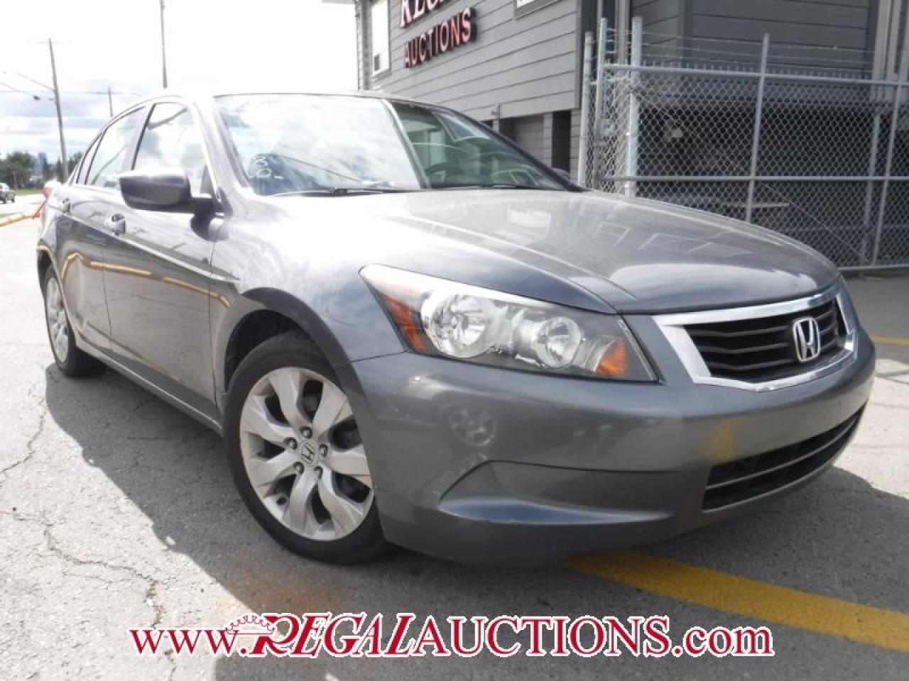 Photo of Grey 2009 Honda Accord