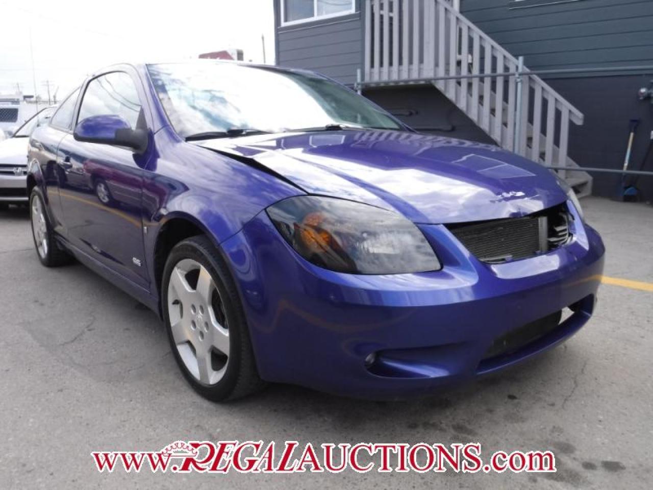 Photo of Blue 2007 Chevrolet COBALT SS 2D COUPE