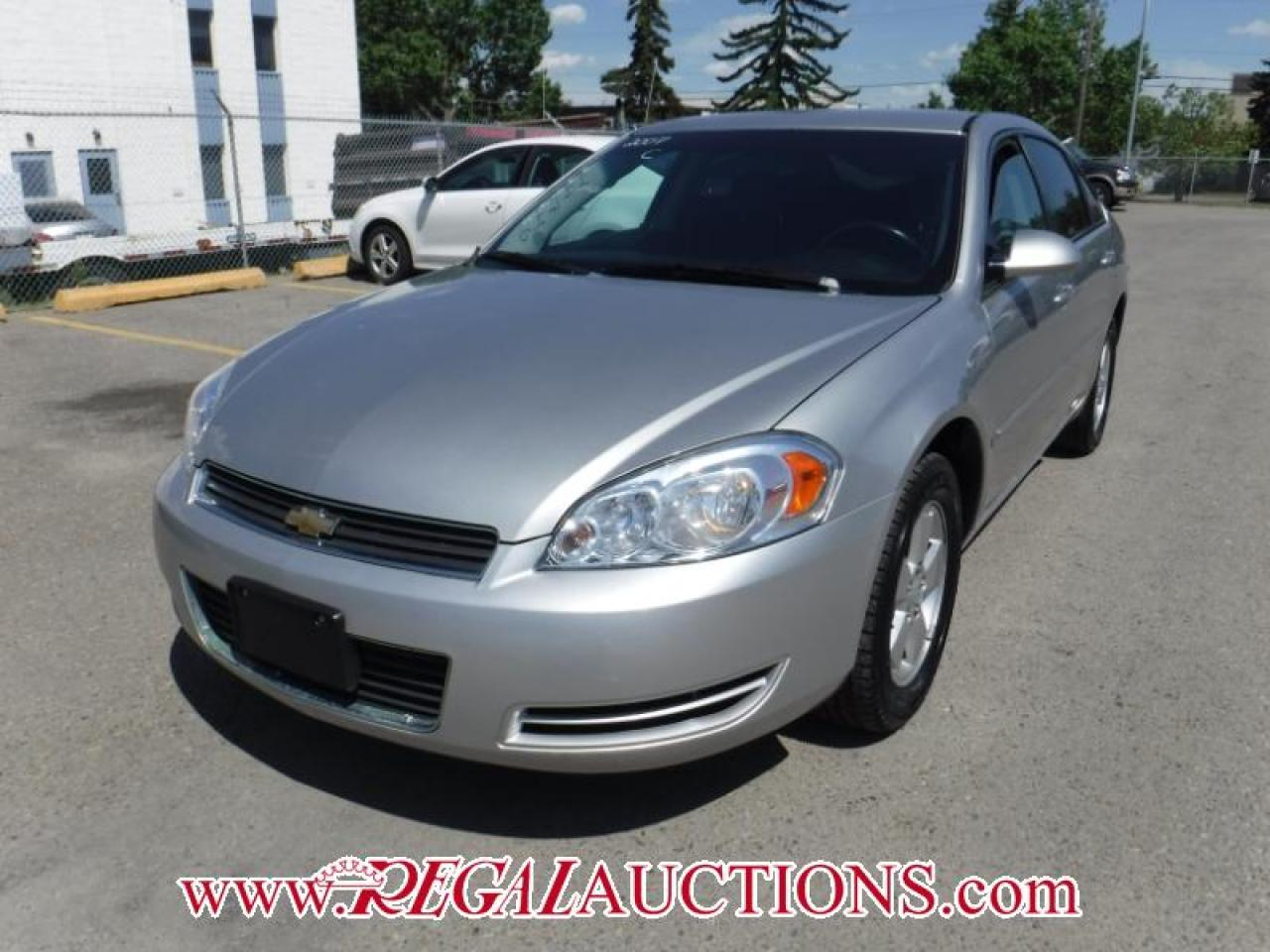 Photo of Silver 2007 Chevrolet IMPALA LT 4D SEDAN
