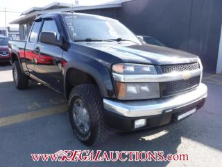 Used 2008 Chevrolet COLORADO LT EXT CAB 4WD for sale in Calgary, AB
