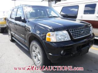 Used 2005 Ford Explorer Limited 4D Utility for sale in Calgary, AB