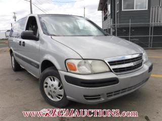 Used 2001 Chevrolet VENTURE EXT 4D WAGON FWD for sale in Calgary, AB