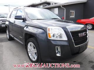 Used 2010 GMC Terrain SLE 4D Utility AWD for sale in Calgary, AB