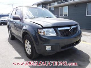 Used 2008 Mazda TRIBUTE  4D UTILITY V6 4WD for sale in Calgary, AB