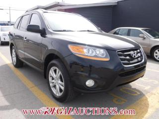 Used 2011 Hyundai SANTA FE LIMITED 4D UTILITY AWD for sale in Calgary, AB