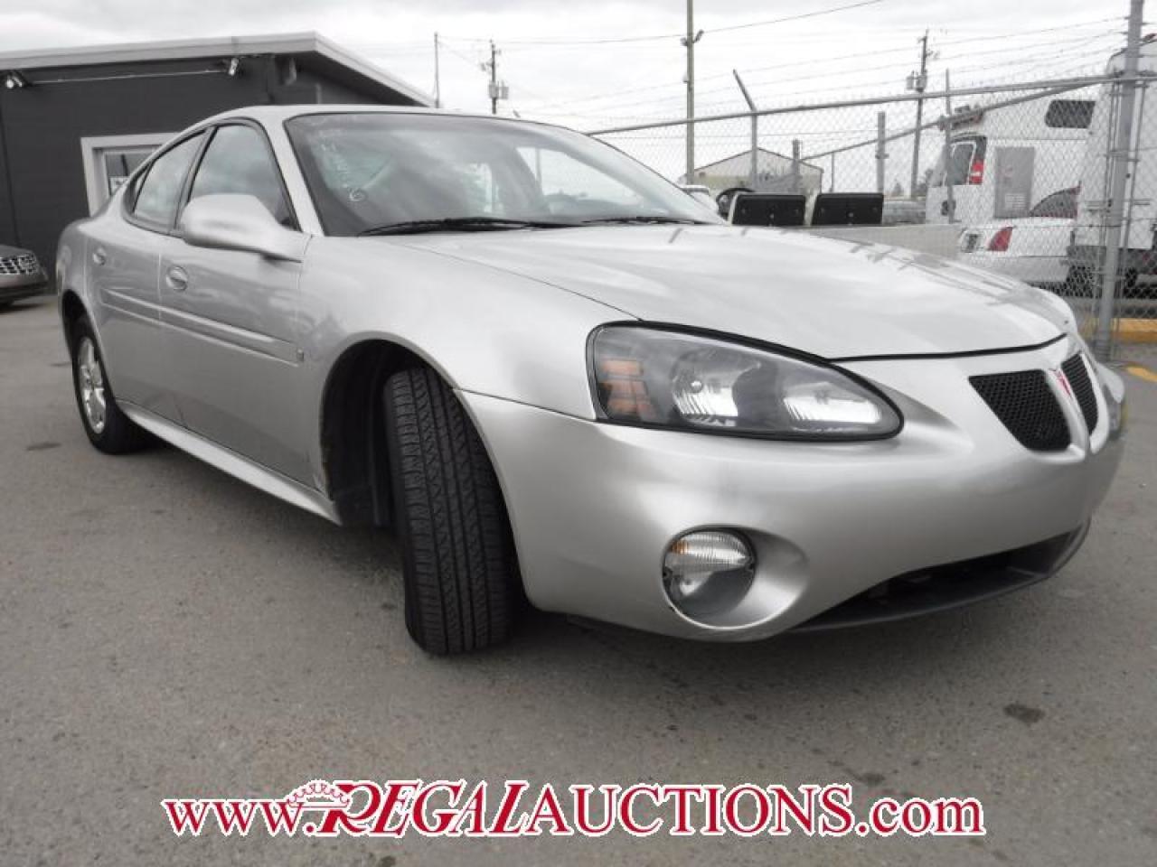 Photo of Silver 2006 Pontiac GRAND PRIX  4D SEDAN