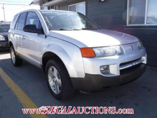Used 2004 Saturn VUE  4D UTILITY AWD for sale in Calgary, AB