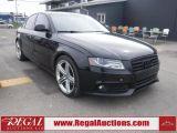 Photo of Black 2009 Audi A4