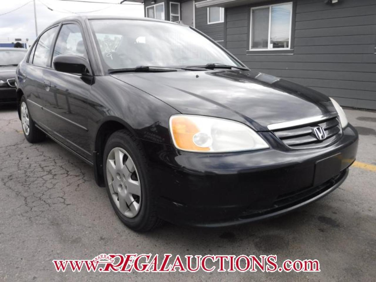 Photo of Black 2002 Honda Civic