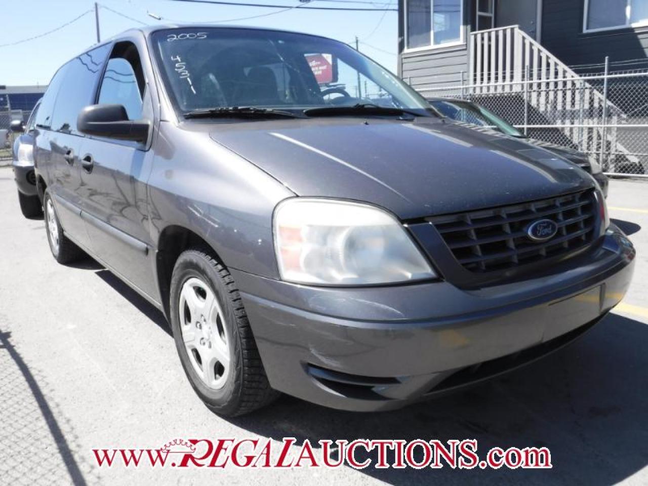 Photo of Grey 2005 Ford FREESTAR SE 4D WAGON