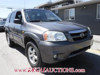 Used 2005 Mazda TRIBUTE  4D UTILITY 2WD for sale in Calgary, AB