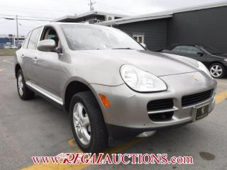 Used 2004 Porsche Cayenne S 4D Utility 4WD for sale in Calgary, AB