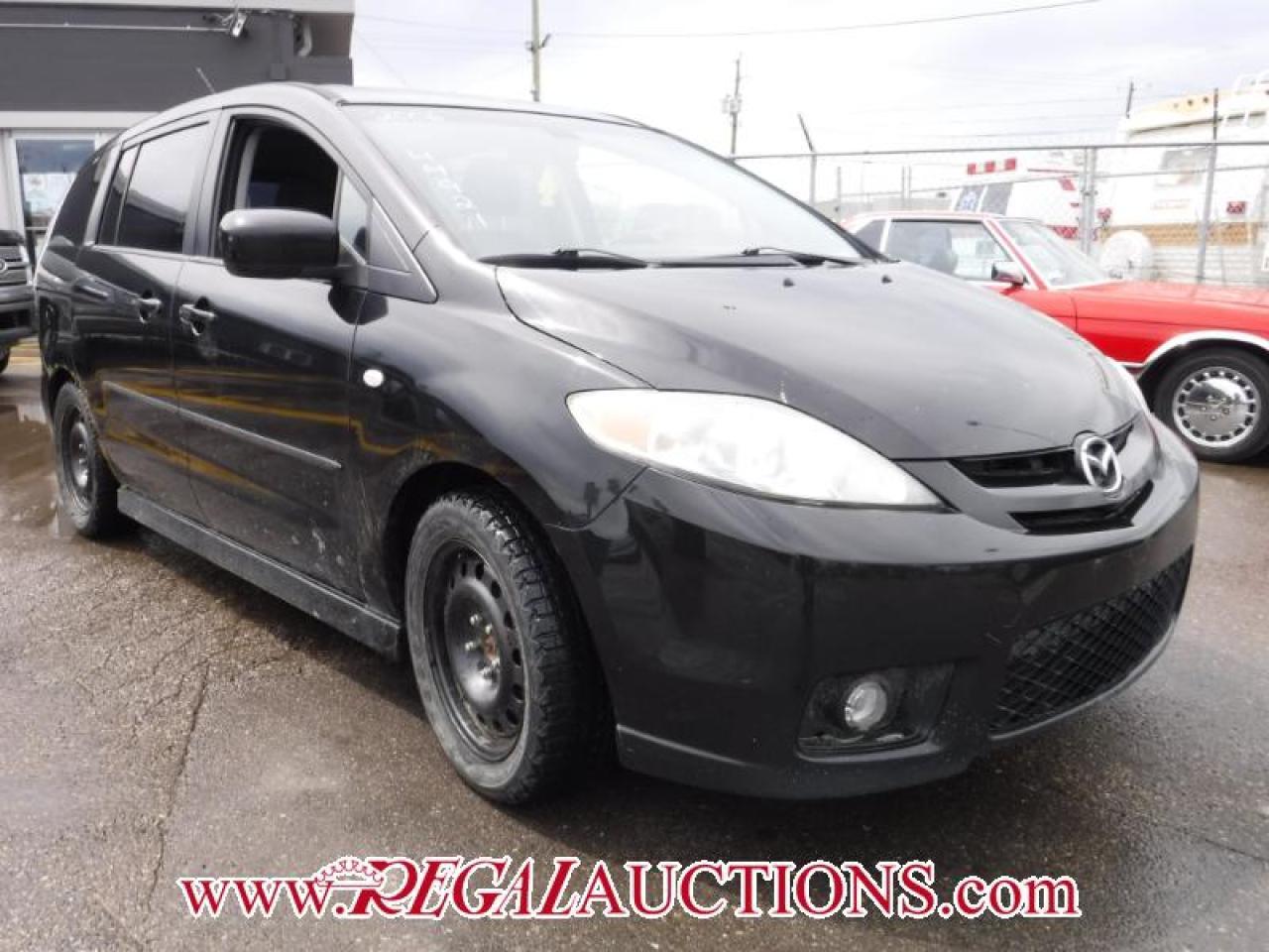 Photo of Black 2006 Mazda MAZDA5  4D WAGON FWD