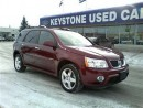 Used 2008 Pontiac Torrent GXP Sport Utility for sale in Winnipeg, MB