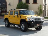 Photo of Yellow 2006 Hummer H2