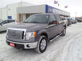 Used 2011 Ford F-150 XTR CREW for sale in Winnipeg, MB