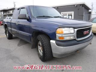 Used 2000 GMC Sierra 1500 EXT CAB for sale in Calgary, AB