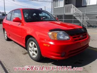 Used 2005 Hyundai ACCENT GSI 2D HATCHBACK for sale in Calgary, AB
