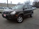 Used 2007 Hyundai Tucson GL-V6-WARRANTY UNTIL JAN 2014!!! for sale in Mississauga, ON