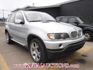 Used 2001 BMW X5 4D Utility 4.4I AWD for sale in Calgary, AB