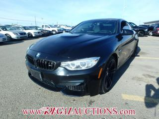 Used 2015 BMW 4 Series M4 2D Coupe 3.0L for sale in Calgary, AB