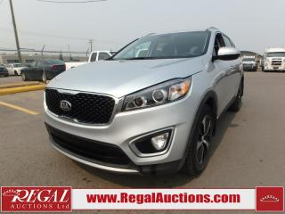 Used 2016 Kia Sorento EX V6 4D Utility AT 7P AWD 3.3L for sale in Calgary, AB