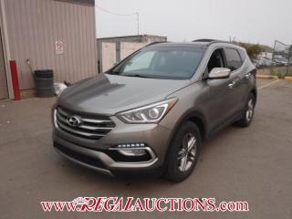 Used 2017 Hyundai Santa Fe Sport SE 4D Util AT AWD 2.4L for sale in Calgary, AB