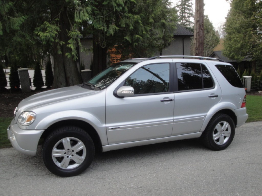 Used 2005 mercedes benz ml 350 special edition for sale in for 2005 mercedes benz suv for sale