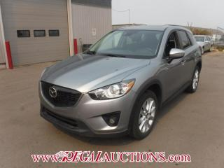 Used 2015 Mazda CX-5 GT 4D UTILITY AWD 2.4L for sale in Calgary, AB