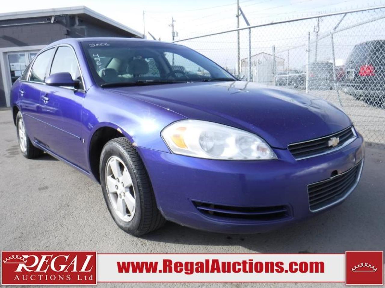 Photo of Purple 2006 Chevrolet Impala