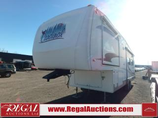 Used 2006 Forest River CARDINAL LIMITED EDITION 312BH FIFTH WHEEL for sale in Calgary, AB