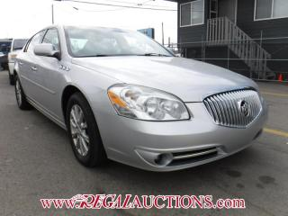 Used 2011 Buick Lucerne CXL 4D Sedan for sale in Calgary, AB