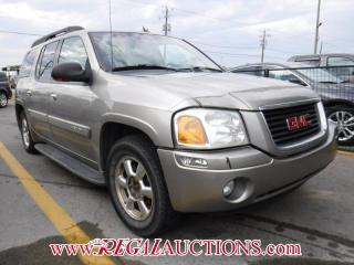Used 2003 GMC Envoy XL 4D Utility EXT for sale in Calgary, AB